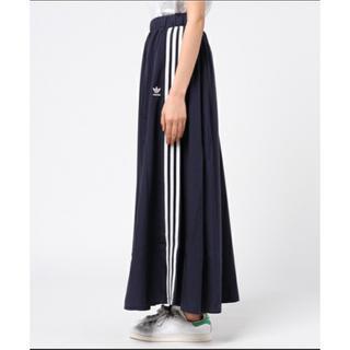 アディダス(adidas)のadidas original♡ロングスカート(ロングスカート)