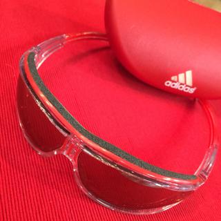 アディダス(adidas)のアディダス  (サングラス/メガネ)
