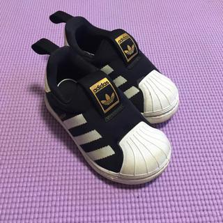 アディダス(adidas)のAdidas superstar 14cm(スニーカー)