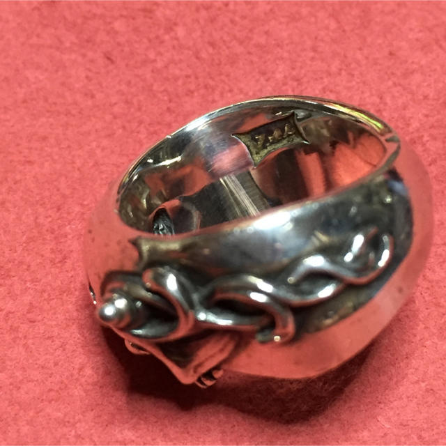 F.A.Lカスタム スウィルブレインリング FAL silver925 シルバー メンズのアクセサリー(リング(指輪))の商品写真