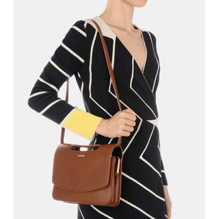ジルサンダー(Jil Sander)の新品同様 JIL SANDER 2WAYバッグ 新宿伊勢丹購入 38.5万(ショルダーバッグ)