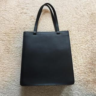 ムジルシリョウヒン(MUJI (無印良品))の無印良品 本革 トートバッグ(トートバッグ)