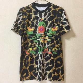 アディダス(adidas)のadidas originals JS LEOPARD TEE(Tシャツ/カットソー(半袖/袖なし))