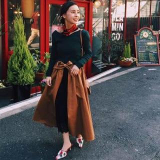 アメリヴィンテージ(Ameri VINTAGE)のameri vintage 2way スカート(ロングスカート)