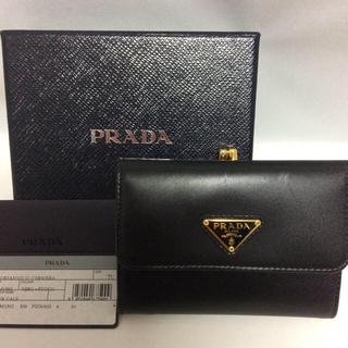 プラダ(PRADA)のプラダ 折り財布(財布)