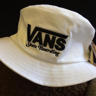 ヴァンズ(VANS)のVANS 帽子(ハット)