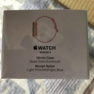アップル(Apple)のApple Watch Series2 38mmケース(その他)