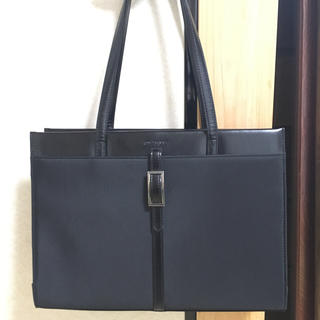 アトリエサブ(ATELIER SAB)のリクルート バッグ 就活 黒 スーツ (ビジネスバッグ)