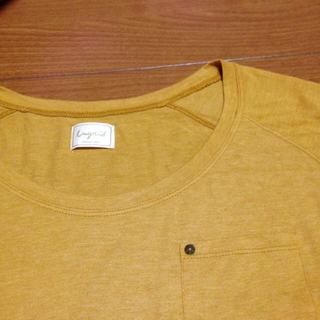 アングリッド(Ungrid)のunglid ベーシックT(Tシャツ(長袖/七分))