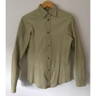 インフルエンス(Influence)のラムレザーシャツ(レザージャケット)
