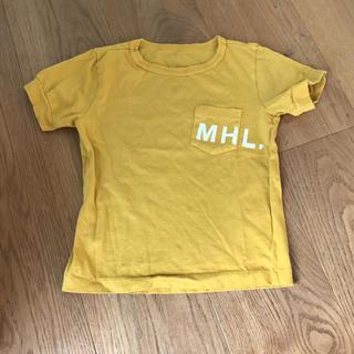 マーガレットハウエル(MARGARET HOWELL)のMHL.キッズTシャツ 100(Tシャツ/カットソー)