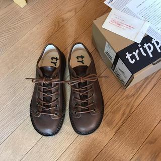 トリッペン(trippen)の trippen(トリッペン)  TODI-TIZ(ローファー/革靴)