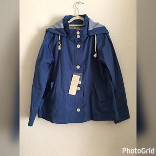 サマンサモスモス(SM2)のSM2 ジャケット パーカー M ブルー(その他)