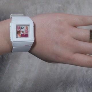 ベビージー(Baby-G)のbaby-g 腕時計(^o^)casio(腕時計)