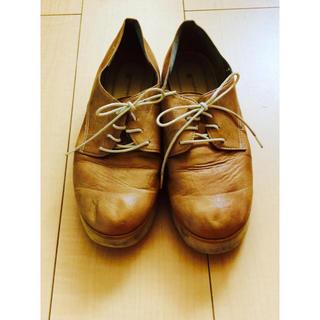 アトリエドゥサボン(l'atelier du savon)のマニッシュシューズ(ローファー/革靴)