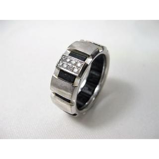 【ショーメ/CHAUMET】クラスワンリング 8Pダイヤ K18WG リング(リング(指輪))