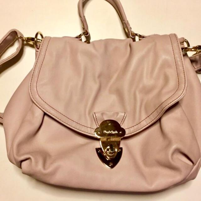 バック レディースのバッグ(ハンドバッグ)の商品写真