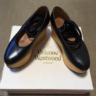 ヴィヴィアンウエストウッド(Vivienne Westwood)のVivienne  Westwood ロッキンホース バレリーナ 靴(その他)