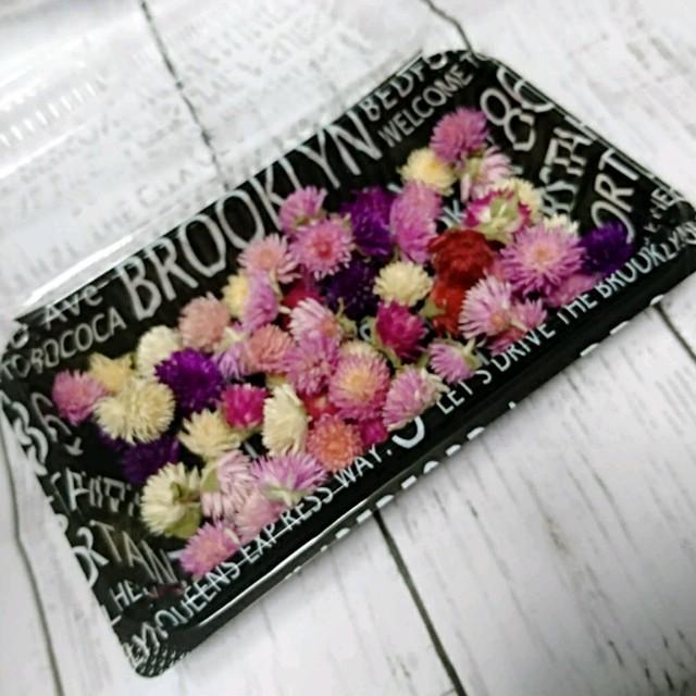 再販❣️ドライフラワー♡千日紅 ヘッド 60個 詰め合わせ 花材 ハンドメイド ハンドメイドのフラワー/ガーデン(ドライフラワー)の商品写真