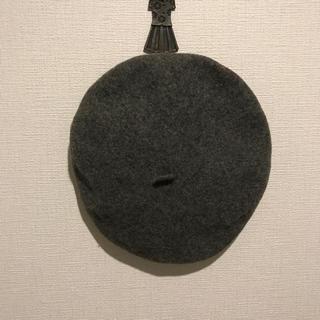 アースミュージックアンドエコロジー(earth music & ecology)のアースミュージックアンドエコロジー コラボ ベレー帽(ハンチング/ベレー帽)