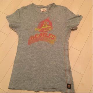 トランクショー(TRUNKSHOW)のTRUNKSHOW グレー Tシャツ(Tシャツ(半袖/袖なし))