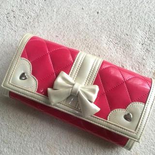 ピンクラテ(PINK-latte)のピンクラテ:長財布*お取り置き中!(財布)