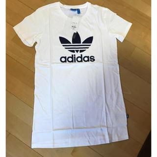 アディダス(adidas)の★新品★アディダス★ワンピース★レデース★M★(ミニワンピース)
