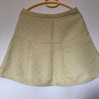 グローブ(grove)のgrove スカート 美品 グローブ(ひざ丈スカート)