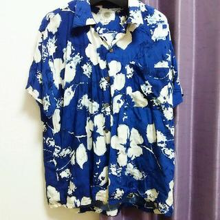 アーモンド(ALMOND)のALMONDのアロハシャツ(シャツ)