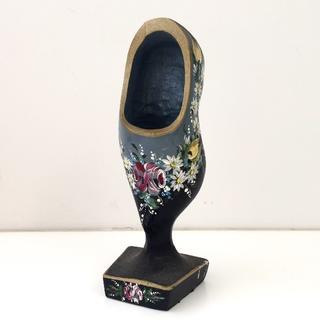 ハウスオブホーランド(HOUSE OF HOLLAND)のオランダ製アンティーク♡木靴の小物入れ(小物入れ)