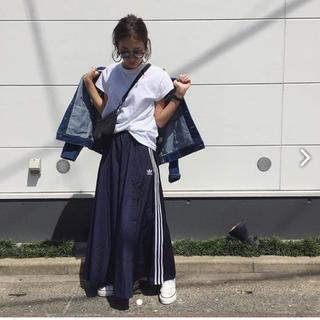 アディダス(adidas)のアディダス オリジナルス ロングスカート(ロングスカート)