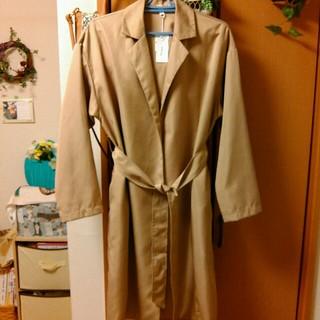 シマムラ(しまむら)のけったん様専用春物新品今季コート(スプリングコート)
