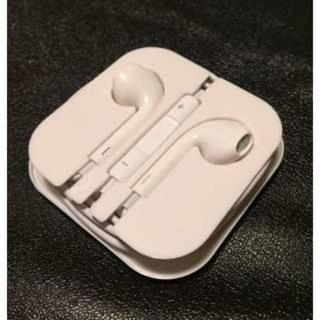 iPhone対応♡イヤホンマイク ホワイト