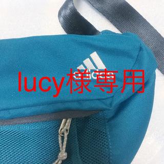 アディダス(adidas)の美品 アディダス ランニング ウエストポーチ(ウエストポーチ)