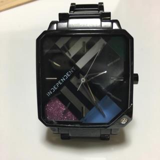 インディペンデント(INDEPENDENT)のインディペンデント 腕時計 レディース(腕時計)