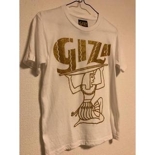 ギザ(GIZA)のGIZA 半袖Tシャツ(Tシャツ(半袖/袖なし))