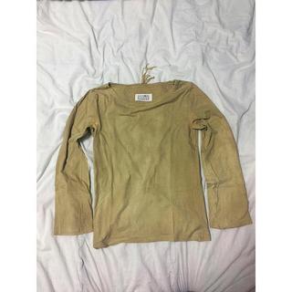 マルタンマルジェラ(Maison Martin Margiela)の【値下げ中】MM6(Tシャツ(長袖/七分))