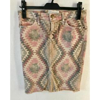 カレントエリオット(Current Elliott)のCurrent Elliottタイトスカート (ひざ丈スカート)