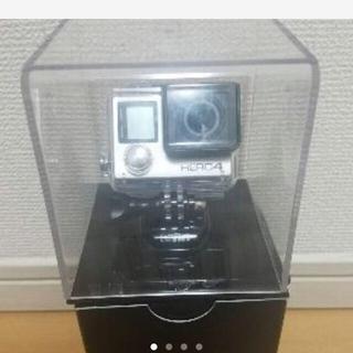 ゴープロ(GoPro)のGopro HERO4 シルバーエディション(コンパクトデジタルカメラ)