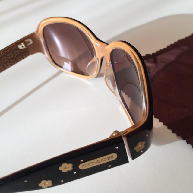 8249379fd9e1 COACH(コーチ)のコーチ サングラス レディース レディースのファッション小物(サングラス/メガネ
