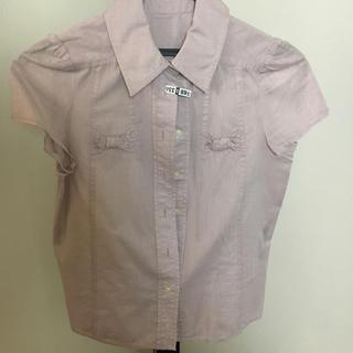 マークバイマークジェイコブス(MARC BY MARC JACOBS)のマークバイマークジェイコブス 半袖シャツ(シャツ/ブラウス(半袖/袖なし))