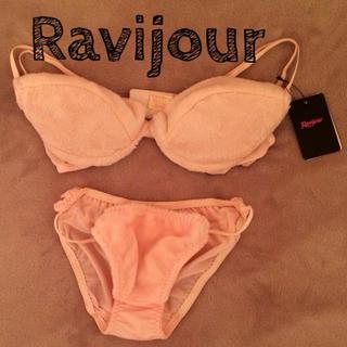 ラヴィジュール(Ravijour)のRavijour*新品ブラショーツSET(ルームウェア)