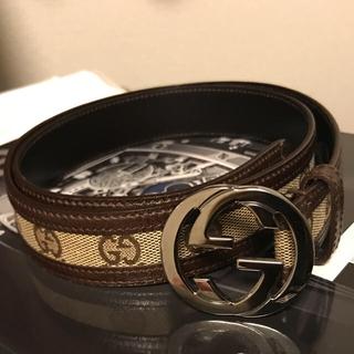 a3b1c12a731d グッチ ベルト(レディース)(ベージュ系)の通販 34点 | Gucciの ...