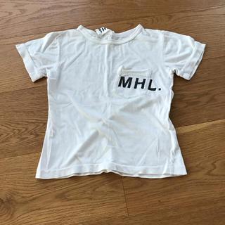 マーガレットハウエル(MARGARET HOWELL)のMHL.キッズ110 Tシャツ(Tシャツ/カットソー)
