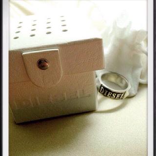 ディーゼル(DIESEL)のDIESEL♥︎リング♥︎指輪(リング(指輪))