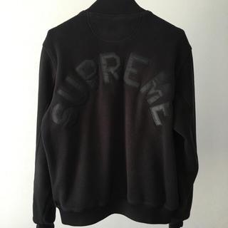 シュプリーム(Supreme)のsupreme polartec M black box logo jacket(ブルゾン)