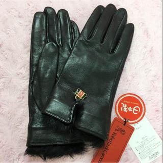 ロベルタディカメリーノ(ROBERTA DI CAMERINO)のクローブ ★ 革手袋(手袋)