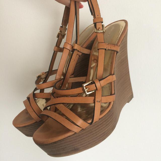 COACH(コーチ)のcoach ウェッジサンダル レディースの靴/シューズ(サンダル)の商品写真