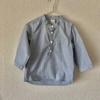 マリメッコ(marimekko)の:::Marimekko&H&M:::シャツとソックスset80cm(シャツ/カットソー)