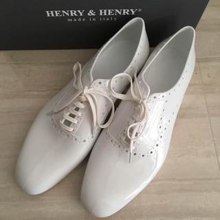 イエナ(IENA)の専用です。新品☆HENRY&HENRY レインシューズ(レインブーツ/長靴)